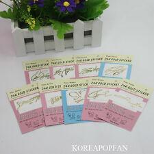 9pics set girls generation snsd sone taeyeon yoona sunny phone sticker KPOP NEW
