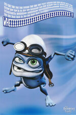 POSTER : MUSIC : CRAZY FROG -THE ANNOYING THING- BLUE- FREE SHIP #PR30392 RC23 B