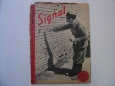 1943 WWII revue de propagande militaria n°SPECIAL EST French issue GUERRE WAR