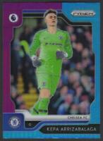 2019-20 Prizm Premier League MULTICOLOR #16 Kepa Arrizabalaga Chelsea FC