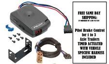 Pro Series 80550 Brake Control for Chevrolet /  Silverado with Harness