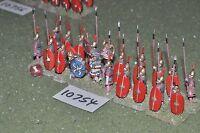 25mm roman era / roman - infantry 20 infantry - inf (10754)