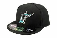 4ba3e00e999 Era Florida Marlins MLB Authentic Collection 59fifty Cap