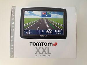 TomTom XXL UK & Ireland