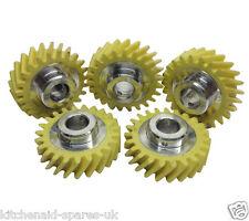 5 Pack Kitchenaid Mixer Worm Drive Gears Repair WPW10112253. Genuine Spares