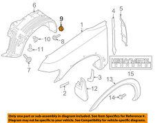 NISSAN OEM-Fender Liner Grommet 0128100831