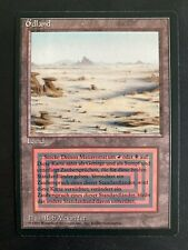 Badlands MTG FBB Foreign German MINT NM Magic