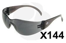 Safety Glasses- SGA- Smoke Lens- Cobra -Super Buy Bulk- 12x Boxes 144 Pairs