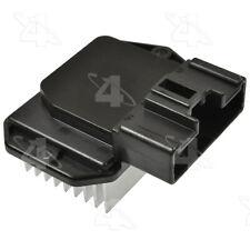 HVAC Blower Motor Resistor-Resistor Block Front 4 Seasons 20590