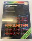 Hes Writer 64 Computer  Game Commodore 64 Disk Hesware New
