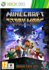 MINECRAFT STORY MODE Kids Game Xbox 360 PAL Fast Post UK