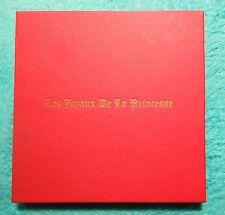"Les Joyaux De La Princesse – Bei Einbrechender Nacht 7"" Box RED limitiert 23 !"