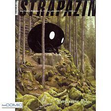 Strapazin 96 COMIC Zeitschrift Avangard UNDERGROUND Comic STRIP Sept. 2009