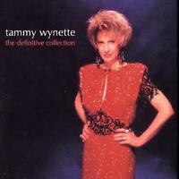TAMMY WYNETTE The Definitive Collection CD Best Of NEW