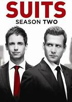 Suits: Season Two (DVD, 2013, 4-Disc Set)