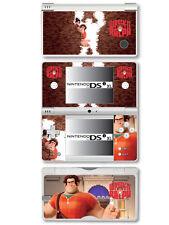 Wreck-it Ralph Vinyl Skin Sticker for Nintendo DSi XL