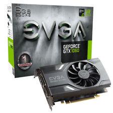 Cartes graphiques et vidéo EVGA NVIDIA GeForce GTX 1060 pour ordinateur GDDR 5