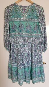 RARE~ Arnhem Flores Tunic Dress ~ Size 10~ Great Condition