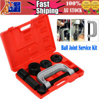 10PCS Ball Joint Press Service Remover Separator Adaptor Press C Frame Brake Kit