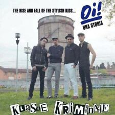 Classe Kriminale-The Rise and Fall of the Stylish Kids... [LP] [rosso/verde/bianco]
