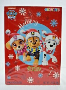 """Galerie - Nickelodeon Paw Patrol """" Holiday Rescue"""" Christmas Advent Calendar New"""