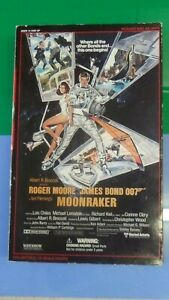 James Bond 007 Moonraker - Sideshow Collectables - Jaws 1/6 Scale Action Figure!