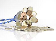 Neodym Magnet Metalldetektor Geld Unterwassersuche Münzenfinder 62x30 mm 100 kg
