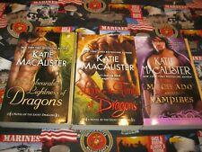 Katie macalister book lot