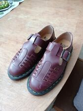 Dr Martens Vintage Micah Size 3 Cherry Red