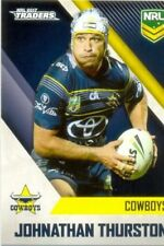Johnathan Thurston 2017 Season NRL & Rugby League Trading Cards