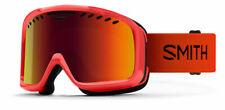 Smith Optics 2019 Men's Project Ski Goggle - Rise Frame/Red Sol-X Mirror