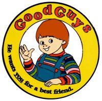 Child's Play - Good Guys Chucky Enamel Pin-IKO1676-IKON COLLECTABLES
