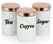 COFFEE TEA SUGAR JAR STICKERS / ORGANISE YOUR KITCHEN WITH LABELS DECALS