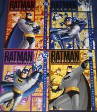 Batman The Animated Series Volume 1+2+3+4 Vol Region 1 DVD (16 Discs)