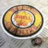 Shell Gasoline sticker decal 175mm diameter SUPERSIZED MEGA