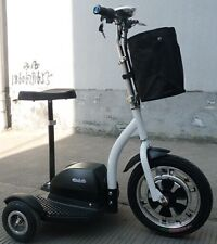 tre ruote scooter elettrico e-scooter  bicicletta 36 v 350 w full optional