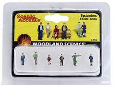 New Woodland Scenics Bystanders N Scale A2156