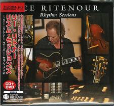 LEE RITENOUR-RHYTHM SESSIONS LEE RITENOUR SUPER...2-JAPAN HQCD+DVD Ltd/Ed H75