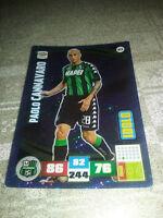 Card Calciatori Panini Adrenalyn 2016-2017 CANNAVARO-SASSUOLO Limited Edition