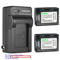 Kastar Battery Wall Charger for Samsung IA-BP105R & HMX-F900BP HMX-F90WN/XAA