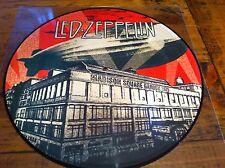 "LED ZEPPELIN MADISON SQUARE GARDEN 1975 ALBUM 12"" PICTURE DISC"