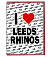Happy 60th Birthday Card Brand New Official Leeds Rhinos Rugby League