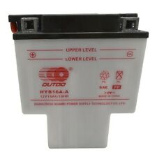 Battery  HYB16A-AB Honda 750 VT750C Shadow 83-87