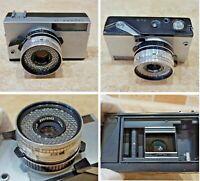 USSR camera ZORKI-10 lens 35mm Industar-63 2,8/45 Soviet Ricoh Copy for Parts