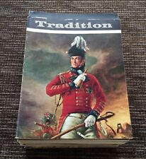 RARE VINTAGE 30-LOT Tradition Magazine: Journal Society Military Collectors 1-30