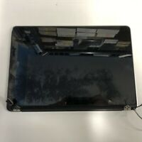 Apple MacBook Pro Retina Complete LCD Screen Display Lid Assembly A1502 - Faulty