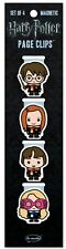 Re-marks Harry Potter Chibi Students Magnetic Page Clips