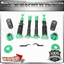 FOR INFINITI G35 03-07 Coupe Model Coilover Suspension kit NON ADJ. Green 2 Door