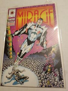 The Second Life of Doctor Mirage #1 (Nov 1993, Acclaim / Valiant)