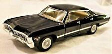 Kinsmart - 1:43 Scale Model 1967 Chevrolet Impala Black (BBKT5418DBK)